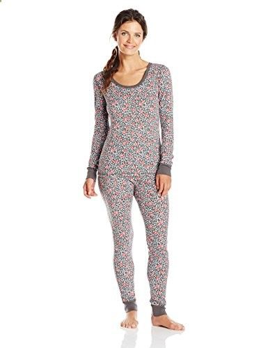 St. Eve Women's Thermal Pajama Two-Piece Set (Leopard Love) #sexy ...