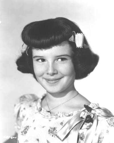 Verna Mae at about twelve years old.