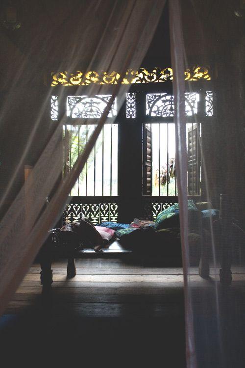 bon ton resort, langkawi, malaysia - Wan't my bedroom windows to look like that!