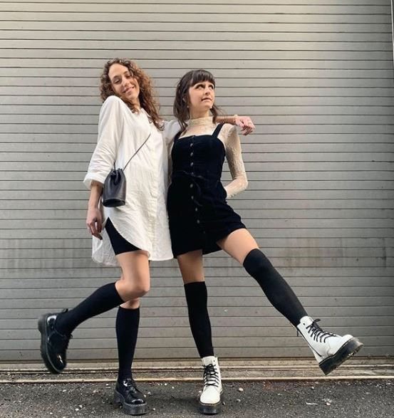 Buty Dr Martens Sinclair Platform White Milled Nappa 26261100 Style Outfits My Style