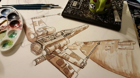 Starwars unfinished