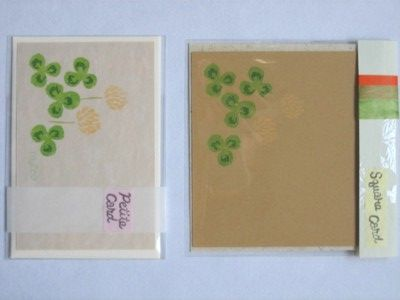 STATIONERY2009 : ASAKO*** peaceful space