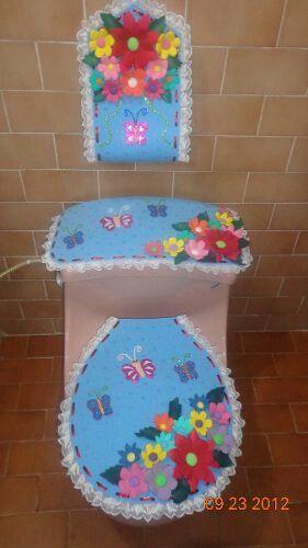 Lenceria De Baño En Foami:Juegos de baño en foami