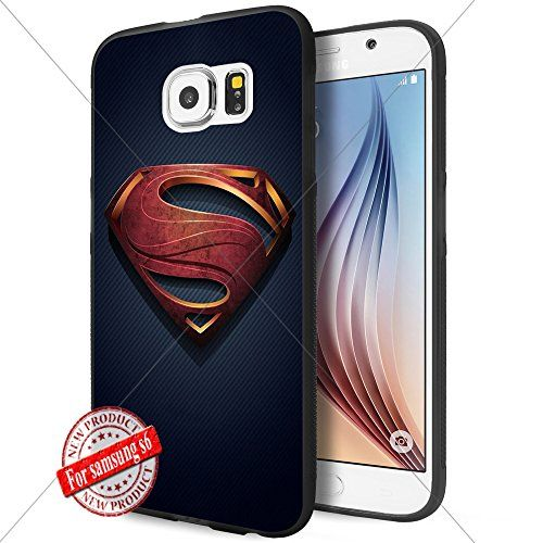 Superman WADE7941 Samsung s6 Case Protection Black Rubber Cover Protector WADE CASE http://www.amazon.com/dp/B016MZY73M/ref=cm_sw_r_pi_dp_8Glnwb18V9Y91