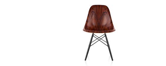 Eames Molded Wood - Cadeira de diálogo - Herman Miller