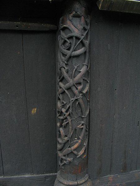 Urnes Stave Church (Norway) ~ Travel