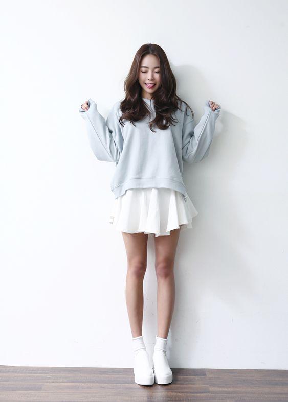 Style Korean Girl