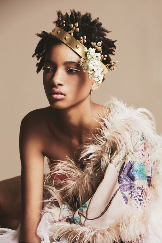 Please Look At The Stunning Shots For Willow Smith's Stance Campaign