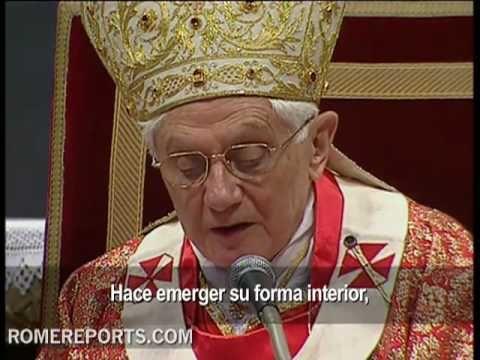 ¿Qué es Pentecostés? Lo explica Benedicto XVI - Primeros Cristianos