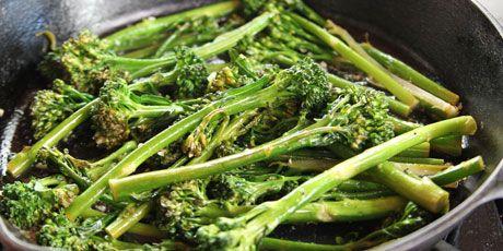 Lemony Broccolini