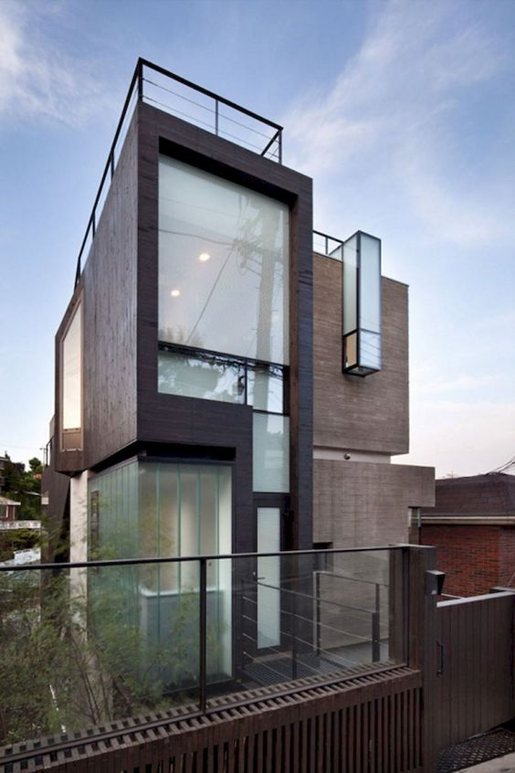 Front To Back Infill / Colizza Bruni Architecture | Architecture, House And  Architecture Interiors