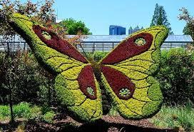 Resultado de imagen para escultura con plantas