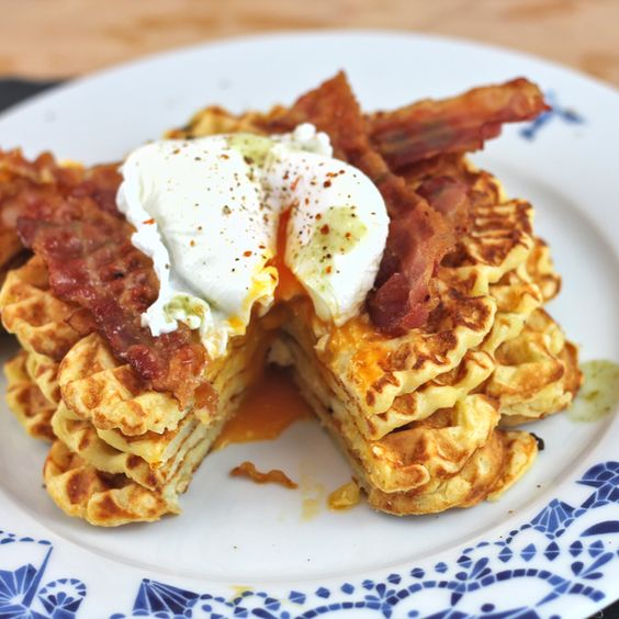 Potato waffles, Waffles and Potatoes on Pinterest
