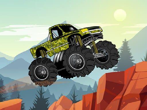لعبة السيارات الكبيرة Monster Trucks Trucks New Trucks