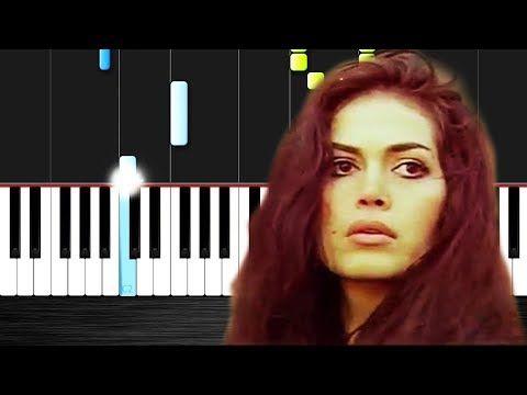 Hasretinle Yandi Gonlum Piano Tutorial By Vn Youtube Piano Tutorial Piano Learn Piano
