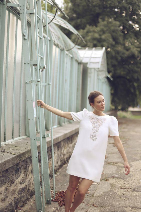 Elodie k white dress at ys