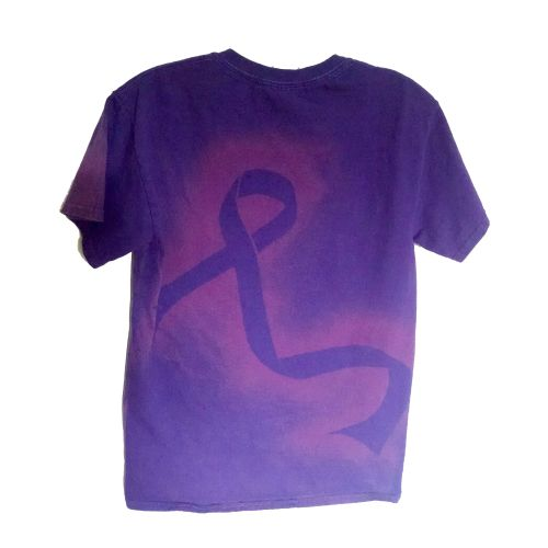 A Purple- All Cancers MyT Hope Tee product
