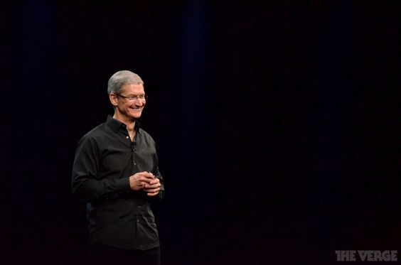 Tim Cook says Google wasn't committed to Motorola