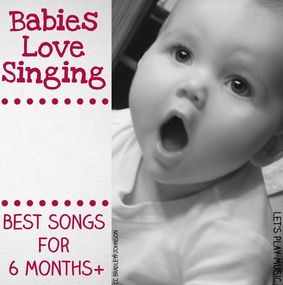 songs to play for baby