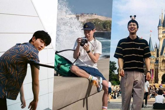 "Actors Whose Daily Fashion Choices Are Perfect For The ""College Boyfriend"" Look [Part I]"