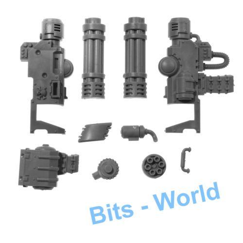 Space Marine Assault accessory set 40k bits Warhammer 40K