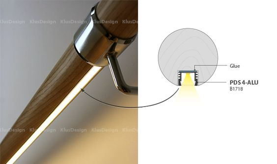 Lighting Basement Washroom Stairs: Stair Lighting, LED And Stairs On Pinterest