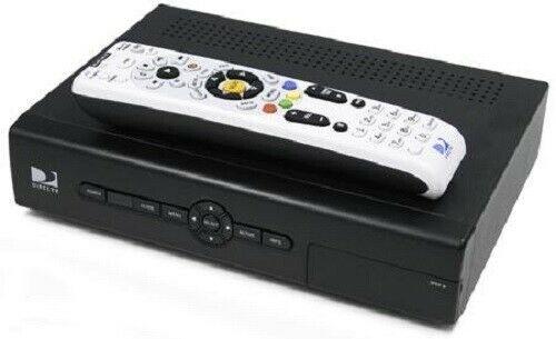 Directv D12 300 Satellite Tv Receiver Remote Power Cord Card Cables Original Box Directv Satellite Receiver Directv Satellite Tv