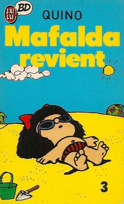 MAFALDA. Tome 03 : Mafalda revient