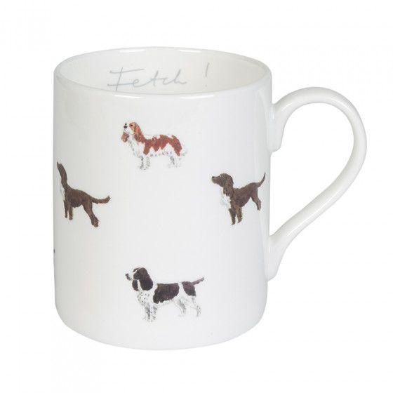 Springer Spaniel Mug Ideal gift for any Lover Spaniels.