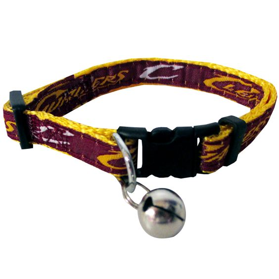 Cleveland Cavaliers Cat Collar : Athletic Pets