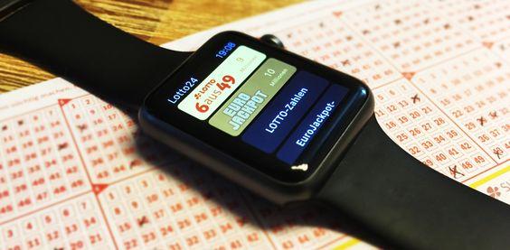 Lotto Zahlen für die Apple Watch - https://apfeleimer.de/2015/11/lotto-zahlen-fuer-die-apple-watch - Lottospieler aufgepasst: die Lottozahlen gibt's jetzt auch für die Apple Watch. Da sich gerade ein Glückspilz aus Baden-Württemberg in der letzten Woche über den Millionen-Gewinn von 32 Millionen Euro beim Eurojackpot freuen durfte, nahmen wir dieses (für den Gewinner) freudige Ereignis zum...