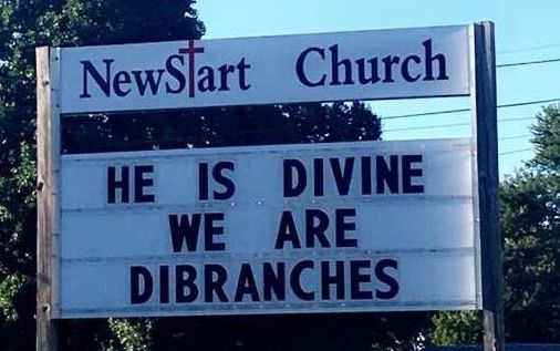 Funny church signs                                                       …