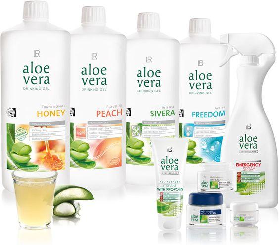 Aloe Vera   LR Health & Beauty Systems
