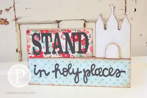Stand in Holy Places Crafts | stand+in+holy+places-01.jpg
