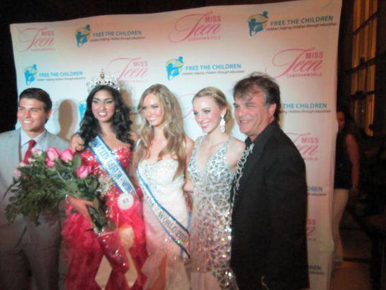 Miss Teen Canada - World Blogs, Toronto 2012