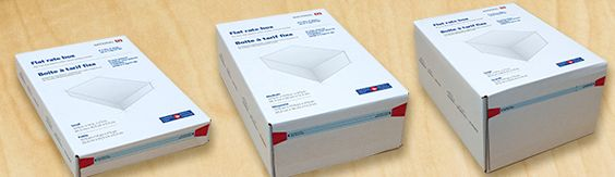 Canada Post New Flat Rate Box If It Fits It Ships Http