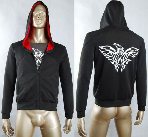Assassins creed beaked hoodie