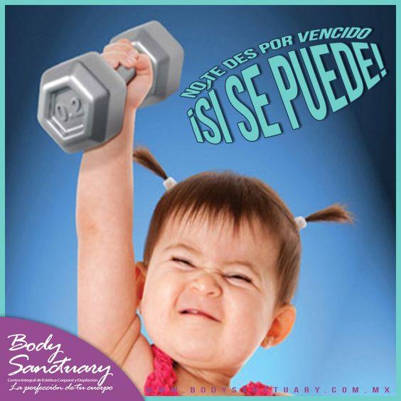 #BodySanctuary #ImagenGraciosa #Lunes #Motivacion #GYM ¿¡Quien dijo que es imposible!?... ¡Tú puedes!  Body Sanctuary - Santa Fé - WTC - Satélite Tels. (55) 2591 0403 (55) 9000 1570 (55) 1663 0375 E-mail: info@bodysanctuary.com.mx Web: http://www.bodysanctuary.com.mx/