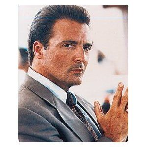 Armand Assante I know he is not a thing but he has always been a favorite actor of mine. He played on one of my favorite shows... NCIS with more handsome actors.....