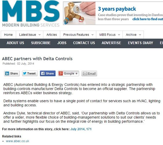 ABEC proves its worth for Imperial College ABEC in the News - technical director job description