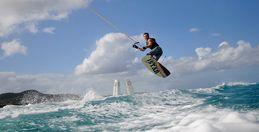 Waterskiing and wakeboarding