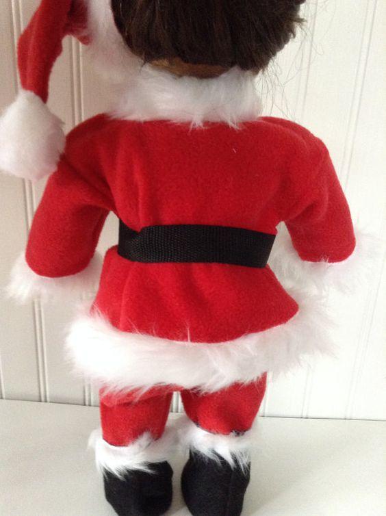 Christmas Santa Claus 5 piece set fits American von TheHenAndHound