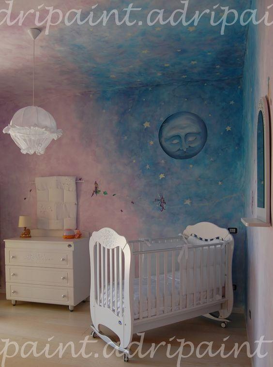 stanza decorata per sophie