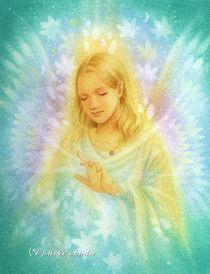"""First of Angel Art Archangel Raphael"""
