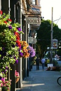 "Port Townsend- named ""Paris of the Pacific Northwest"" by Sunset Magazine"