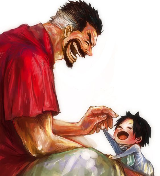 Garp and little ace
