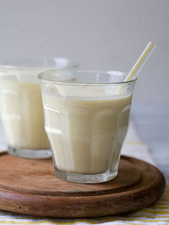 A lassi is a traditional Indian drink. Add some saffron and honey for a sweet treat to stay cool.