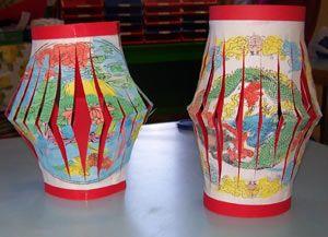 Boule Japonaise Design - Lampions Papiers Boules