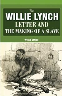 Willie Lynch Letter Book Pdf