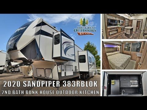 New 2020 Forest River Rv Cherokee Wolf Pack 365pack16 Toy Hauler Fifth Wheel At Optimum Rv Ocala Fl 3ch777 Toy Hauler Forest River Rv Forest River